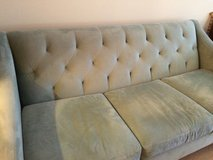 Elegant Light Blue Living Room Sofa in Bolling AFB, DC