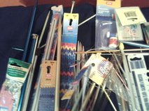 inox knitting needles different sizes in Madisonville, Kentucky