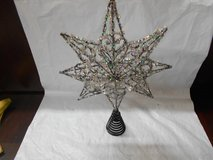 Silver Star Tree Topper in The Woodlands, Texas