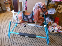 Vintage Rocking Horse in Houston, Texas
