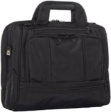 brenthaven black ballistic nylon computer messenger bag i squezed a 17.3 inch in it in St. Charles, Illinois