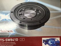 TS-SW841d Pioneer Subwoofer in Beaufort, South Carolina