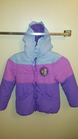 frozen heavy jacket + hat+ gloves- size 7/8 in Wilmington, North Carolina
