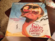 Fear & Loathing Laser Disc in Oswego, Illinois