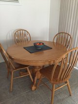 Dining table in Yucca Valley, California