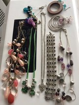 Jewelry lot in Okinawa, Japan