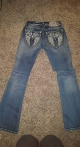 Miss me jeans only worn once! in Lawton, Oklahoma