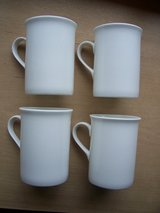 Chinaware:  4 Coffee / Tea Mugs in Mannheim, GE