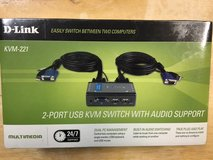 Dlink Switch with Audio Support in Camp Lejeune, North Carolina