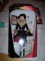 Barbie, Winter in New York, Collector's Edition, NEW, 1997 in Houston, Texas