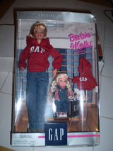 Barbie & Kelly, GAP Special Edition, NEW in box, 1997 in Houston, Texas