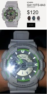 G-Shock watch in Baytown, Texas