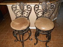 Metal Swivel Bar Stools - 2 in Spring, Texas