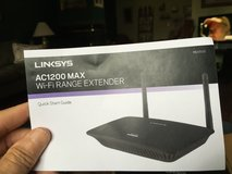 Linksys Wi-Fi Extender in Fort Bliss, Texas
