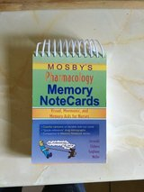 Mosby's Pharmacology Memory Cards in Fort Bliss, Texas