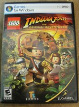Lego Indiana Jones PC Video Game (Windows PC) in Camp Lejeune, North Carolina
