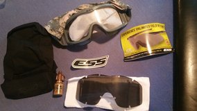 NEW ESS ICE 2 NARO Ballistic Goggles in Fort Lewis, Washington