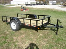 Trailers, Flatbeds, Single & Tandem Axles, Start @860 in Fort Campbell, Kentucky