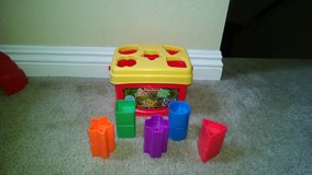 Fisher price shape sorter in Camp Pendleton, California