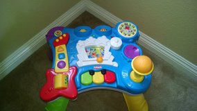 Playskool rocktivity 2n1 activity table in Camp Pendleton, California