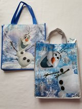 2 Frozen Olaf bags in Morris, Illinois