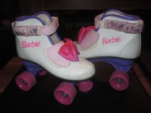 *** 50% off *** Barbie roller skates / rollerblades...Size US 1/EU 32 in Ramstein, Germany