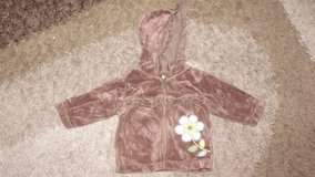 Baby Girls Hooded Jacket in Fort Carson, Colorado