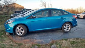 2013 Ford Focus VERY LOW MILES in Fort Campbell, Kentucky