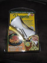 VEGGETTI SPIRAL SLICER new, still in package. in Cherry Point, North Carolina