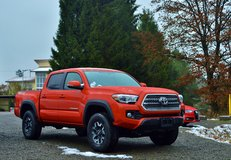 2016/17 Toyota Tacoma TRD Dbl cab in Spangdahlem, Germany