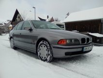 BMW 520i with new inspection + Free delivery in Hohenfels, Germany