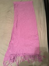 Purple Pashmina Style Scarf in Beaufort, South Carolina