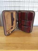 Men's Vintage Travel Toiletry Travel Case in Sandwich, Illinois