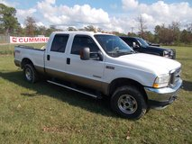 04 Ford F250 Lariat 4x4 6.0 powerstroke diesel in Shreveport, Louisiana