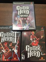 Guitar Hero bundle in Plainfield, Illinois