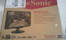 view sonic 22 inch monitor in Leesville, Louisiana