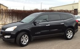 2009 Chevrolet Traverse LT in Dyess AFB, Texas
