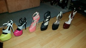 Heels and boots  for sale in great or new condition. in Ramstein, Germany