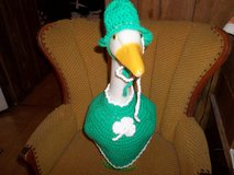 St Patricks Day Boy Geese Goose Outfit Dress in Belleville, Illinois