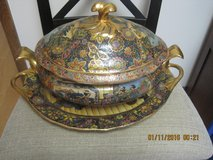 SATSUMA, SOUP TUREEN & PLATTER in Sugar Grove, Illinois