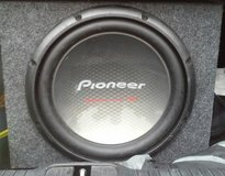 Subwoofer in Los Angeles, California
