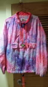 GOTCHA VINTAGE 1980's WINDBREAKER PULLOVER  (SIZE**) USED in Okinawa, Japan