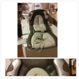 Message chair cover with speakers in Fort Lewis, Washington