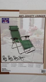 Chair in Camp Casey, South Korea