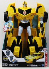 "Transformers Robots In Disguise 3-Step Changer Super Bumblebee Figure. ""BRAND NEW"" In Box!!! in Fort Leavenworth, Kansas"