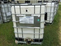 275 & 330 Gal Water Totes w/ Aluminum Cages in Conroe, Texas