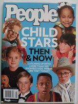 People Magazine Book Child Stars Then & Now (2008 Special Issue) in Kingwood, Texas