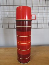Vintage Coffee Thermos~Reduced in Sandwich, Illinois