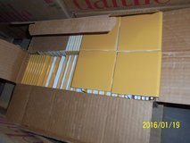 "Mustard Color Daltile 4-1/4"" Ceramic Tile in Alamogordo, New Mexico"
