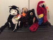 Brand new Folkmanis puppets in Naperville, Illinois